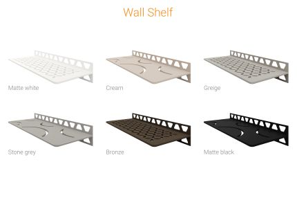 Schluter®-SHELF-W