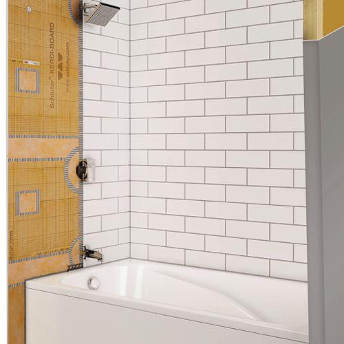 Shower & Tub Kits