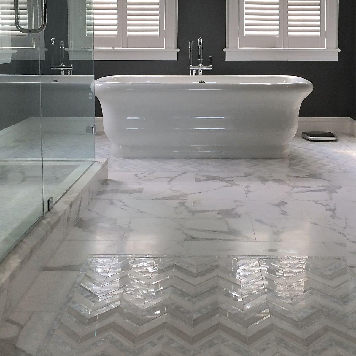 Magnifique marbre