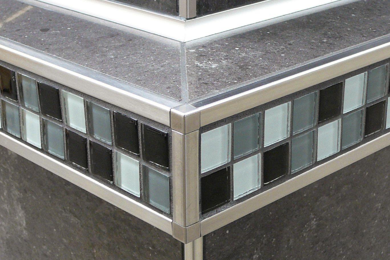 Schluter®-QUADEC-FS | Decorative | For Walls | Profiles