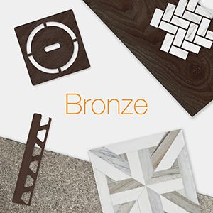 Trendline French Bronze