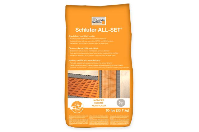 Schluter ALL-SET®