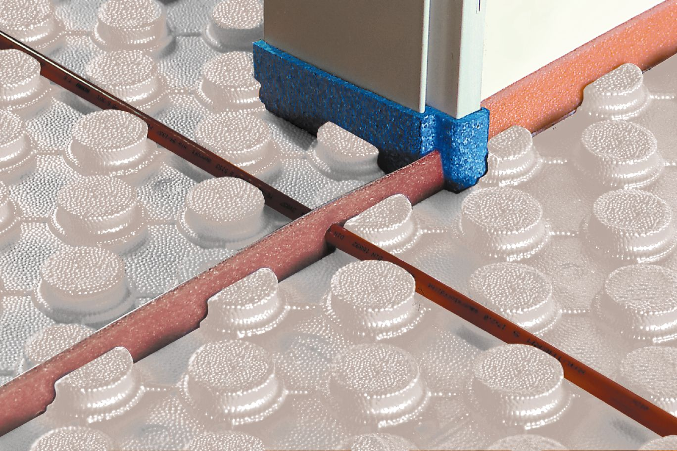 Schluter Bekotec Modular Screed Systems Piping Diagram Radiant Floor Heat Mortar Bed Joint Profiles