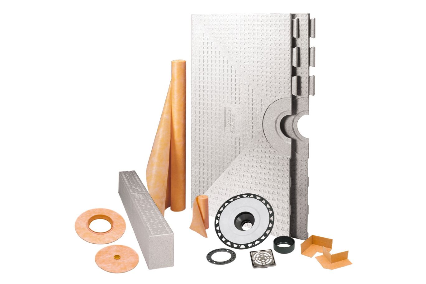 Schluter®-KERDI-SHOWER-KIT