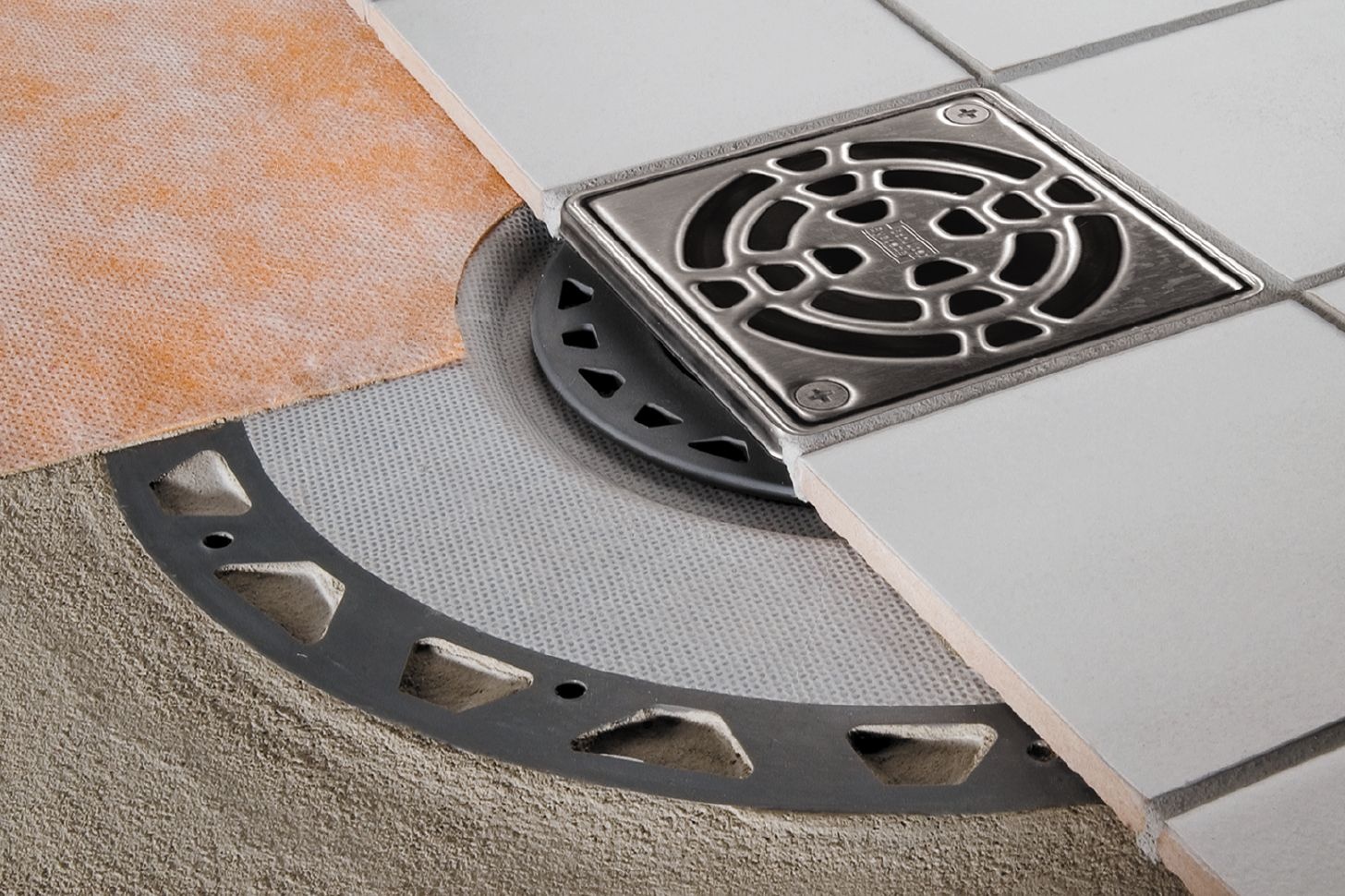 Tiling A Shower Floor Around Drain.How To Choose The Best Drain For Your Shower Schluter Com