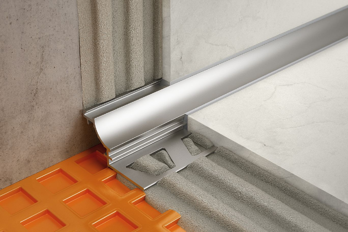 Schluter 174 Dilex Ahk Cove Shaped Profiles Profiles