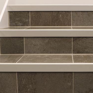 Countertop Nosing Options : Stairs schluter.com