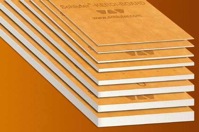 Schluter®-KERDI-BOARD