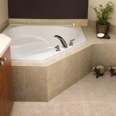 contour de bain avec membrane d 39 tanch it kerdi. Black Bedroom Furniture Sets. Home Design Ideas