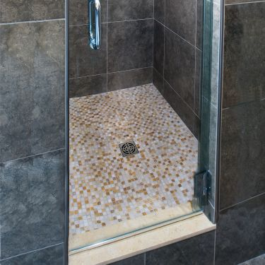 Essential Water Management In Tiled Showers Schluter Ca