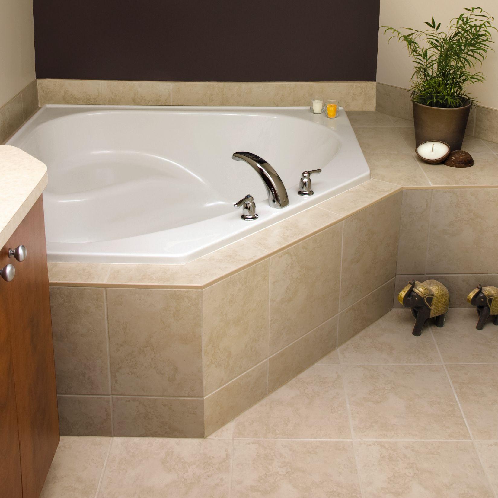 Poser Une Baignoire Avec Rebord contour de bain avec membrane d'étanchéité kerdi   schluter.ca