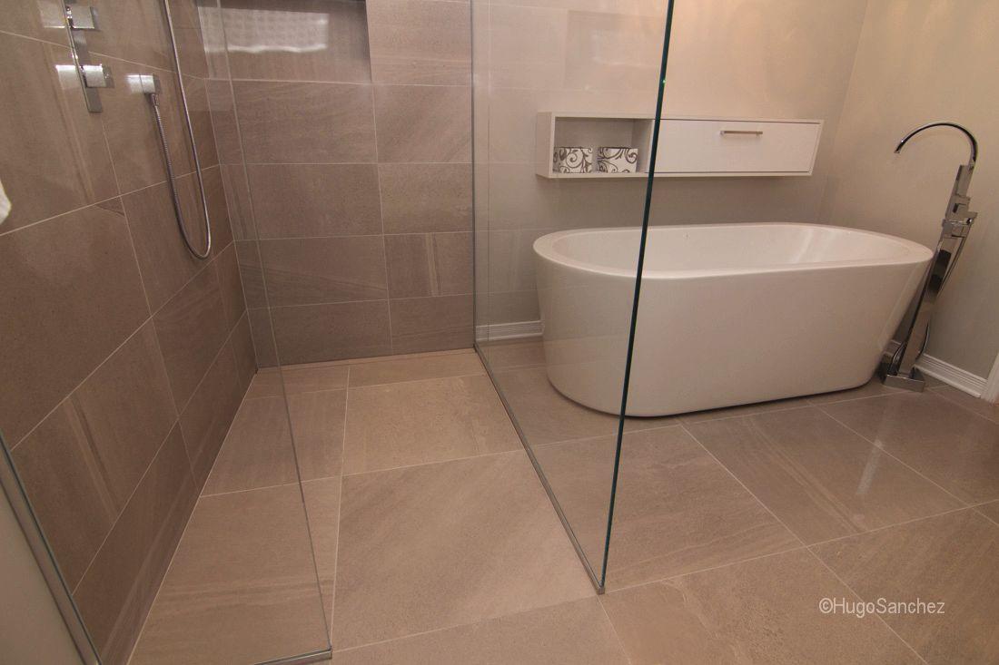 Curbless Bathroom Schluter Ca