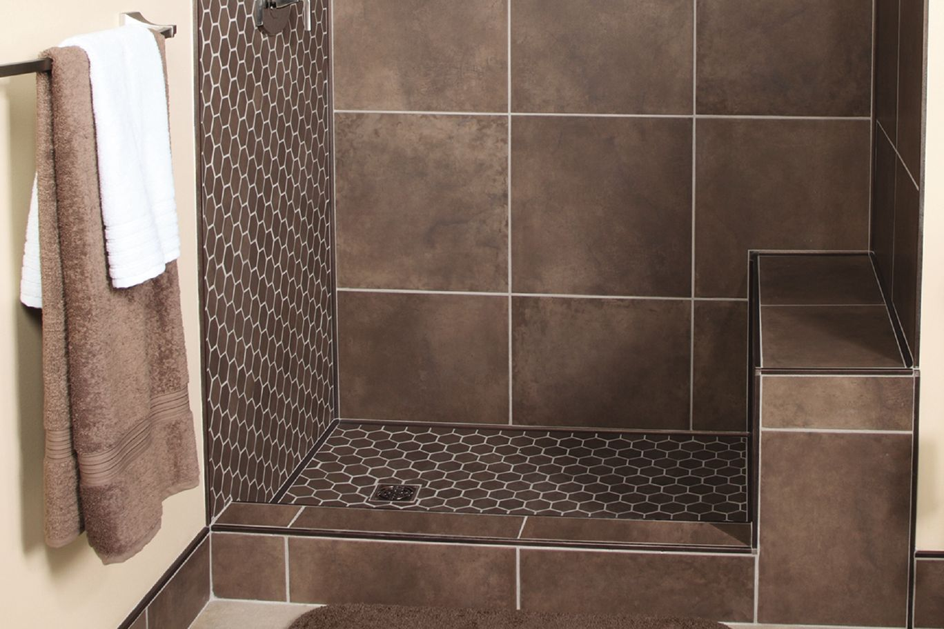 Schluter®-KERDI-SHOWER-SC | Prefabricated Substrates | Shower System ...