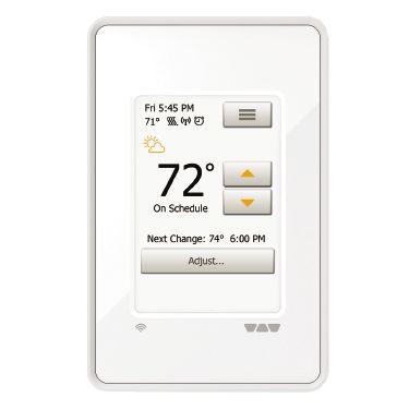 Ditra Heat E Wifi Thermostat User Guide Schluter Com