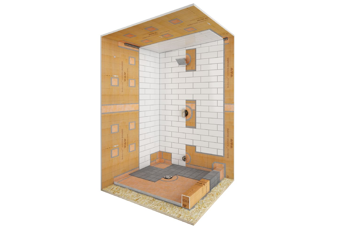 residential steam showers | schluter