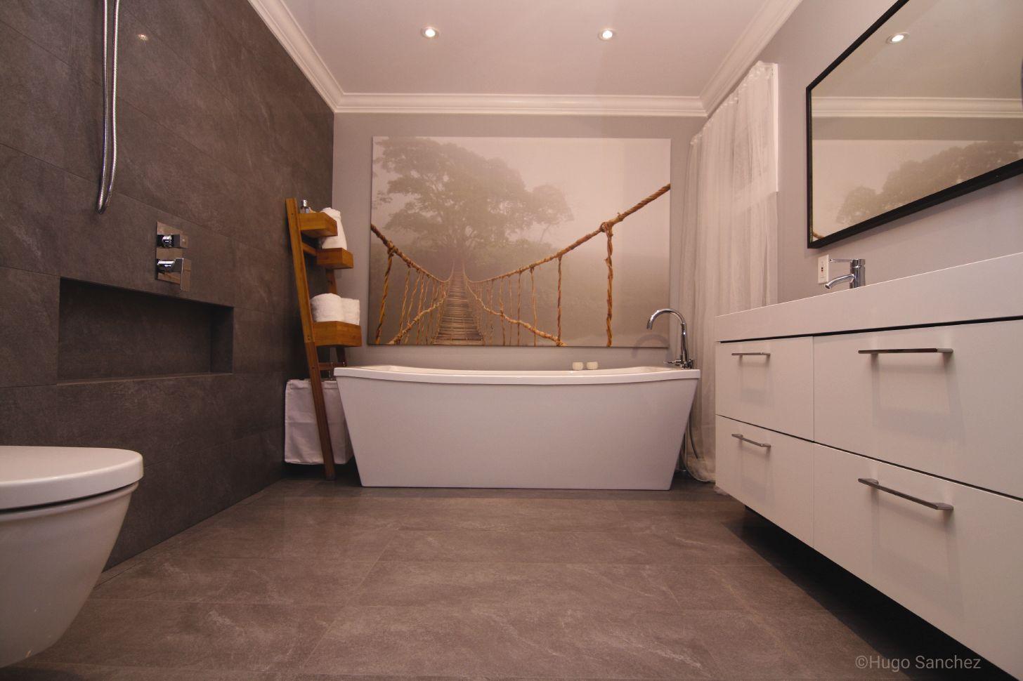 Screeding Bathroom Floor Several Shades Of Gray Schlutercom