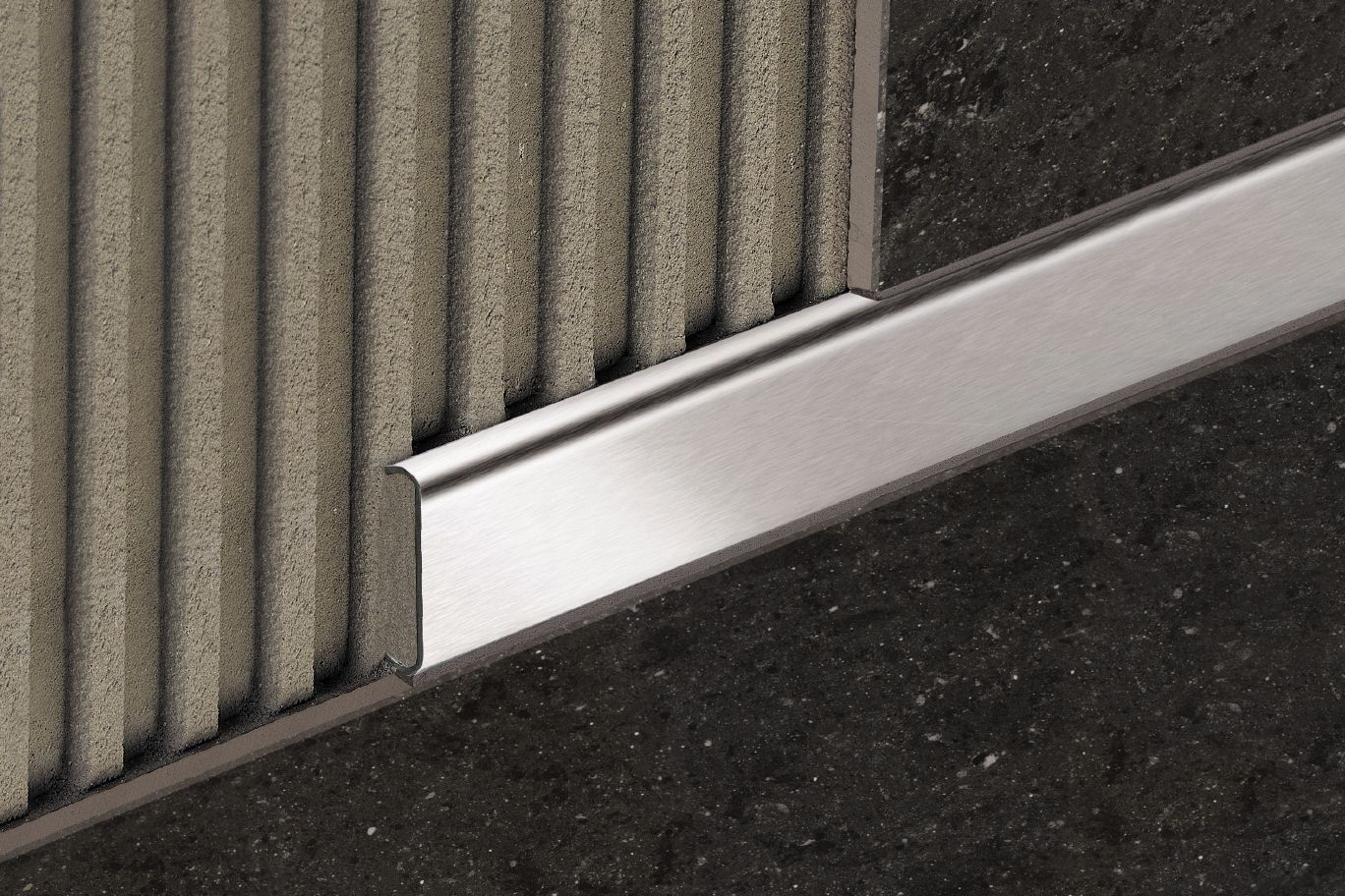 Schluter 174 Designline Decorative For Walls Profiles