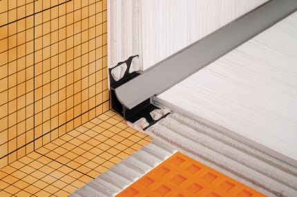 Schluter®-DILEX-EHK | Cove-shaped Profiles | Profiles