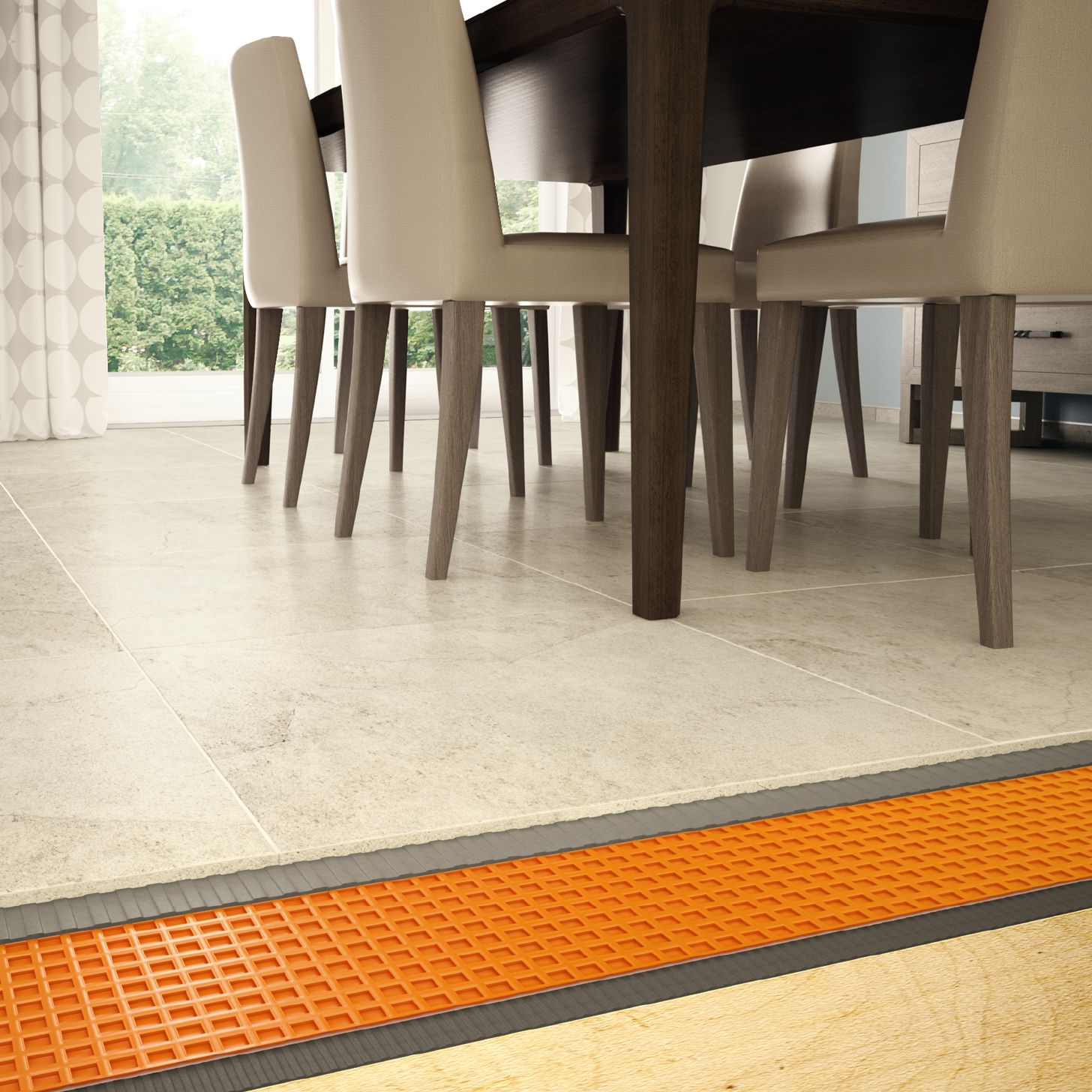 Floors Schlutercom - How to protect ceramic tile floors
