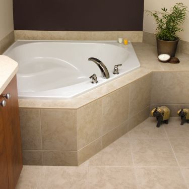 Bathtub Surround With Kerdi Waterproofing Membrane