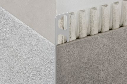Schluter®-JOLLY | Edging & Outside Wall Corners | For Walls