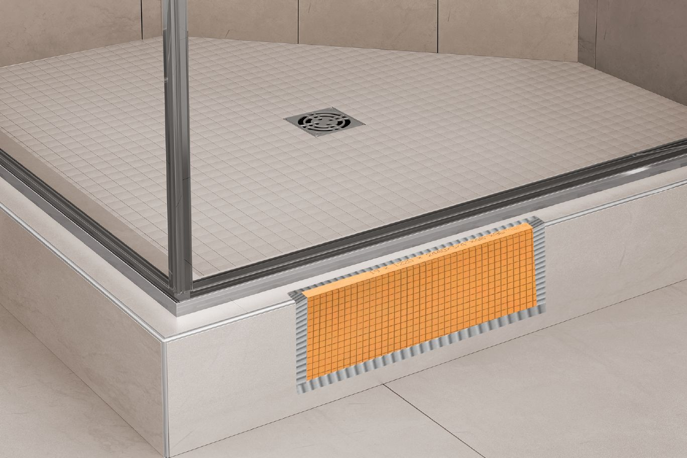 Kerdi Shower Niche Sizes