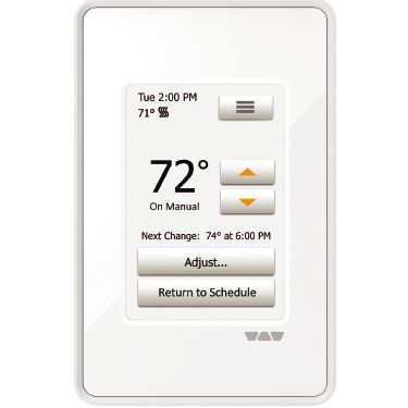 New Touchscreen Thermostat | schluter ca