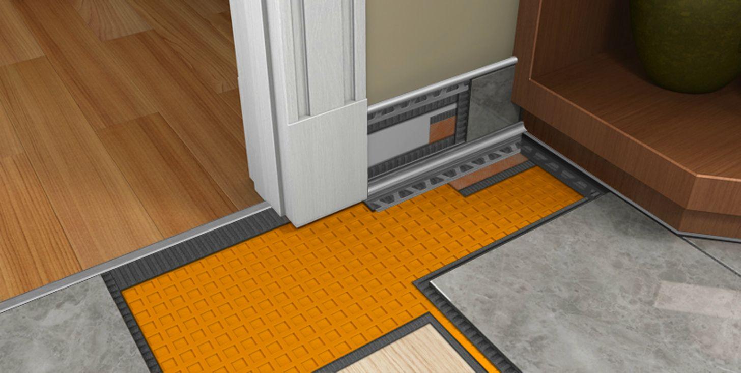Tile To Wood Floor Threshold Choice Image Flooring