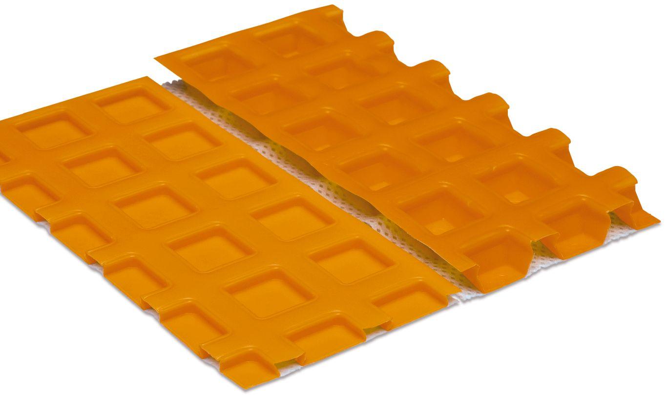 Schluter®-DITRA & DITRA-XL | Uncoupling (DITRA) | Membranes