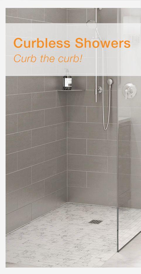 Curbless Showers Schluter Com