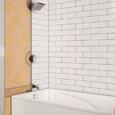 Tub Surround Upgrades Made Easier | schluter.com