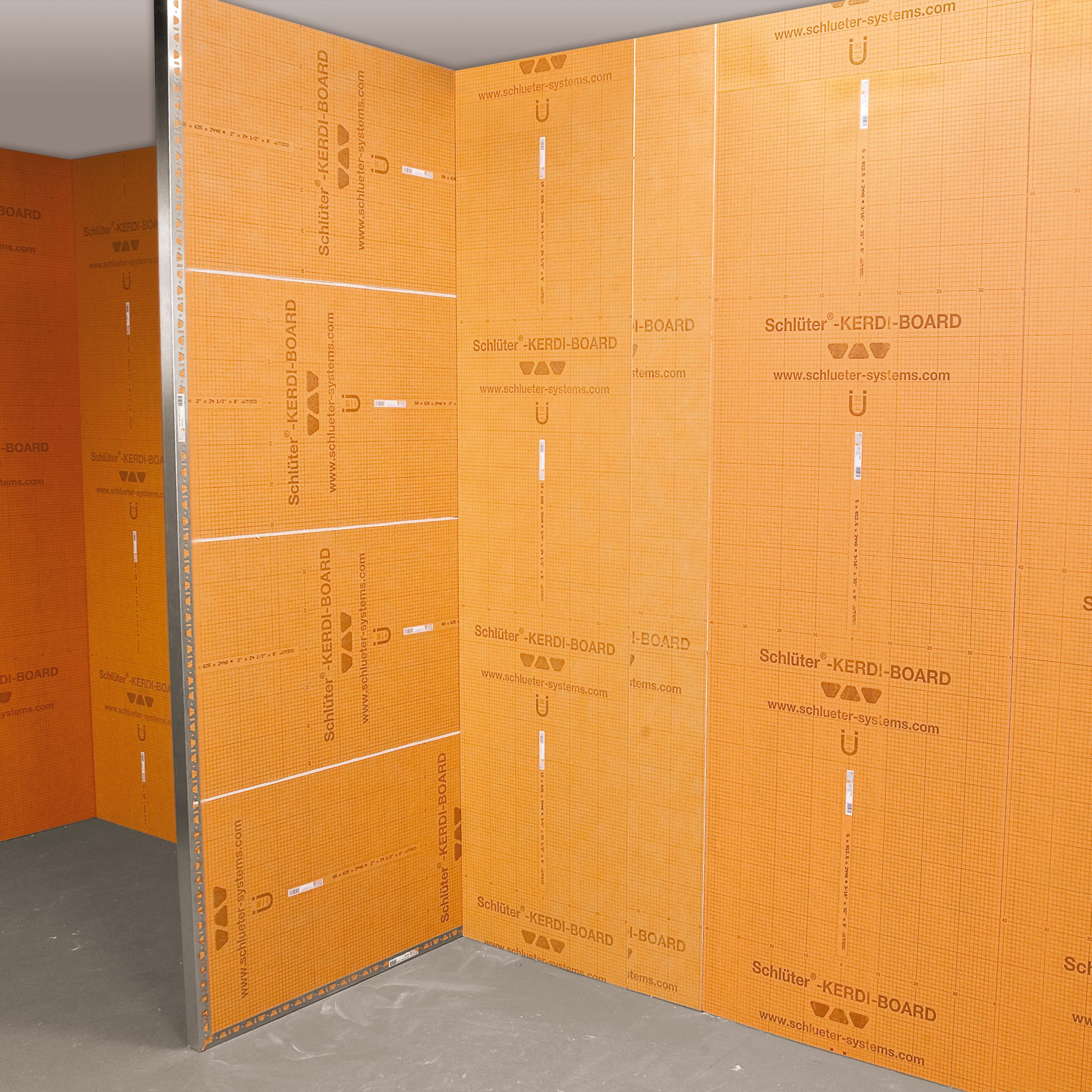 Partition Walls | schluter com