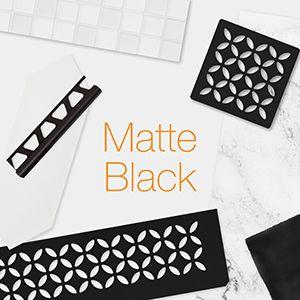 Trendline  Matt Black