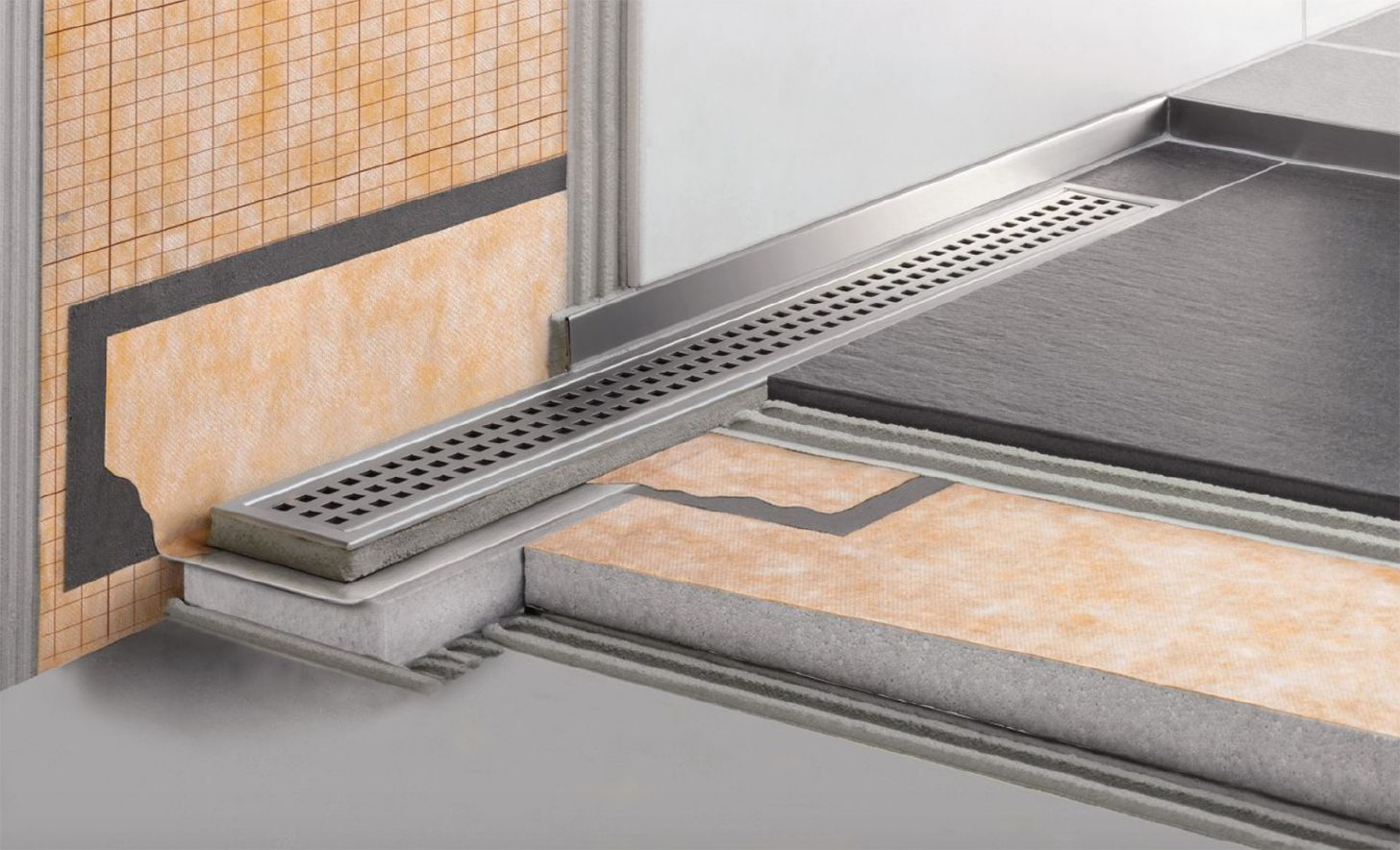 How To Choose The Best Drain For Your Shower Schluter Ca