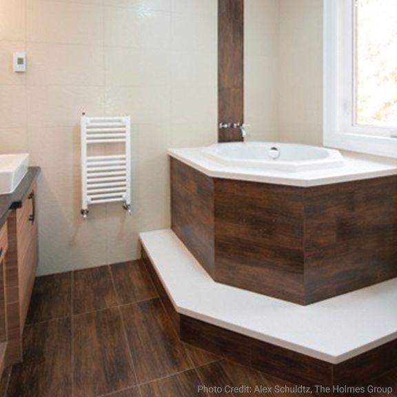 Salle de bain de rêve