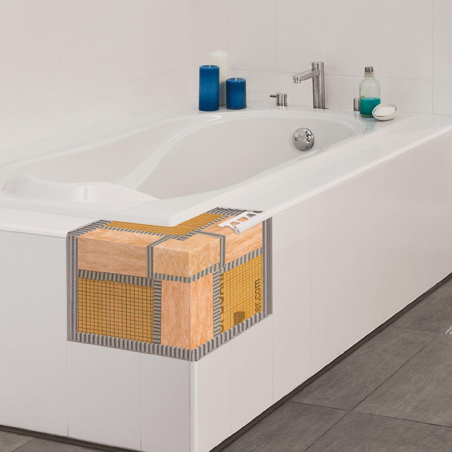 Tub Decks | schluter.com
