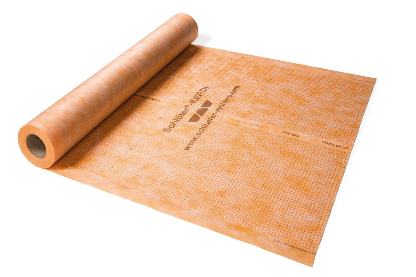 Ditra Waterproof Membrane : Schluter kerdi ds waterproofing